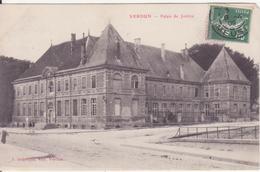 CPA - VERDUN Palais De Justice - Verdun