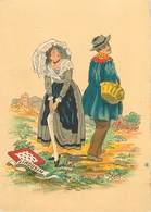 PIE18-T-3047 : LIMOUSIN. CARTE COSTUME FOLKLORE. EDITION BARRE ET DAYEZ N° 1186 P - France