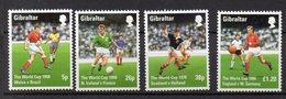 GIBRALTAR    Timbres Neufs ** De 1998   ( Ref 5383 )  Sport - Football - Gibraltar