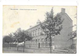 Trazegnies  ( M 4089 )  Ecole Communale Des Garçons (Desaix) - Courcelles