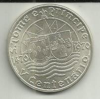 50 Escudos 1970 S. Tomé - Sao Tome Et Principe