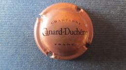 CAPSULE CHAMPAGNE CANARD DUCHENE Rosé. - Canard Duchêne