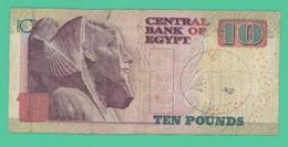 10 Livres - Egypte - TB+ - - Egipto