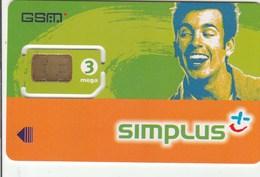 Poland - Simplus (standard SIM) - GSM SIM  - Mint - Poland