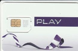 Poland - Play (standard SIM) - GSM SIM  - Mint - Poland