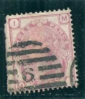 /// GRANDE BRETAGNE ///  N° 51 Côte 40€ Three Pence Bord De Feuille Défectueux - 1840-1901 (Victoria)