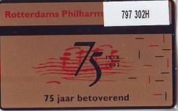 Telefoonkaart  LANDIS&GYR  NEDERLAND * RCZ.797  302H * Rotterdams Philharmonisch Orkest * TK * ONGEBRUIKT * MINT - Privé