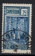 CAMEROUN            N°  YVERT    123    ( 3 )      OBLITERE       ( O   3/19 ) - Camerún (1915-1959)