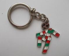- Porte Clés - Coupe Du Monde ITALIA 90 - Porte Clefs - - Football