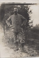 Militaria - Guerre 14-18 - Photographie - Poilu 1917 - Verdun - Châlons - Personaggi