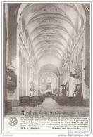 NIVELLES ..-- Brt Wall. ..-- Collégiale Sainte - Gertrude . 1920 Vers BRUXELLES ( Melle S. GOOSSENS ) . Voir Verso . - Nivelles