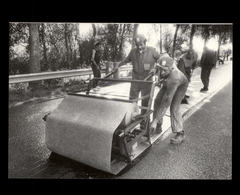37 - CHARENTILLY - Travaux Publics - DDE - 1986  - Photo BOURGEOIS - France