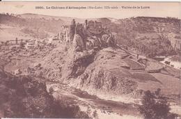 CPA - 2660. Le Château D'ARLEMPDES  (Hte Loire) -  Vallée De La Loire - Autres Communes