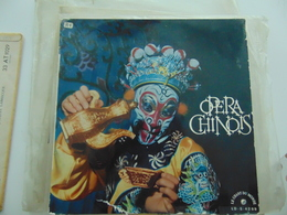 """Opéra Chinois/traditionnel Moderne (10"""") - Special Formats"""