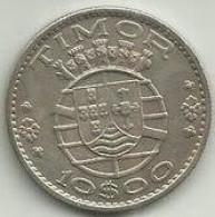 10 Escudos 1970 Timor - Timor