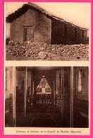 Abyssinie Double Vues - Extérieur Et Intérieur De La Chapelle De MENDIDA - Abyssinie - Phototypie 49, Rue De Canteleu - Ethiopia