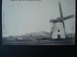 CORSWAREM : Moulin Et Ferme En 1904 - Waremme