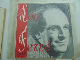 """Léo Ferré - 8 Chansons Nouvelles (10"""") - Special Formats"""