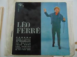 """Léo Ferré -éponyme  (10"""") - Special Formats"""