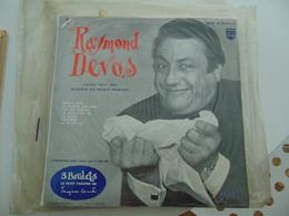 """Raymond Devos- Au 3 Baudets    (10"""") - Formats Spéciaux"""