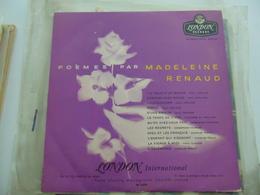 "Poemes Par Madeleine Renaud    (10"") - Special Formats"