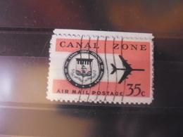 CANAL ZONE POSTE AERIENNE YVERT N°51 - Panamá