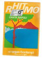 RHITMO 7 HIT ORGAN BONTEMPI CANTA NAPOLI - Musica Popolare