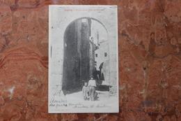 VENCE (06) - PORTAIL DE LA ROUTE DE CAGNES - Vence