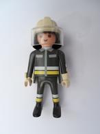 -- FIGURINE PLAYMOBIL POMPIER GEOBRA 1997 - Playmobil