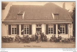 STROMBEEK ..-- DRY PIKKEL . Café - BRASSERIE . Motos , Vélos . Animation . Voir Verso . - Grimbergen