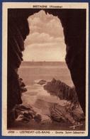29 PLOMODIERN LESTREVET-LES-BAINS Grotte Saint-Sébastien - Plomodiern