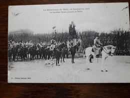 Metz . La Délivrance De Metz . 18 Novembre 1918 . Le Marechal Petain Pendant Le Défilé - Metz