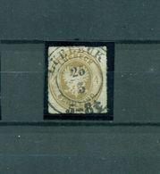 Lübeck, Wappen Von Lübeck, Nr.12 Vollstempel - Luebeck