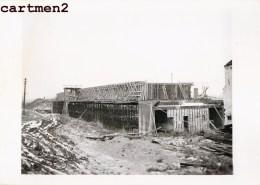 SENEFFE GODARVILLE CANAL CHARLEROI CHANTIER TRAVAUX PUBLICS CONSTRUCTION GENIE CIVIL Grue Peniche Camion Bulldozer - Seneffe