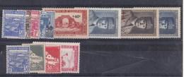 Algérie N° 163 à 174** - Algeria (1924-1962)