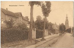 8Eb-728: Hoogstraten Gasthuis. - Hoogstraten