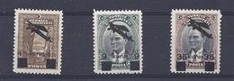 180029690  TURQUIA  YVERT  AEREO  Nº  9/11  */MH - 1921-... República
