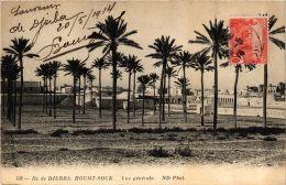 CPA Ile De Djerba- Houmt Souk, Vue Générale. TUNISIE (712776) - Tunisia