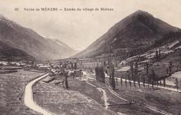 MERENS - Entrée Du Village - France