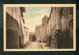CPA: 71 - BUXY - RUE DE LA CURE - Autres Communes