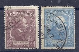 180029698  ARGENTINA  YVERT  Nº  256/7 - Argentine