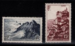 YV 763 & 764 N** Cote 6,95 Euros - France