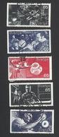 Schweden, 1972, Michel-Nr. 746-750, Gestempelt - Schweden