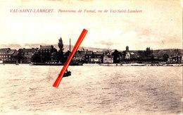 Panorama De FUMAL, Vu De VAL-SAINT-LAMBERT - Braives