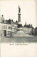 TOURNAI - Le Monument Français - Carte Précurseur N'ayant Pas Circulé - Tournai