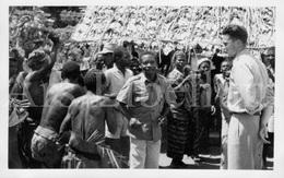 Photo Postcard / ROYALTY / Belgium / Belgique / Roi Baudouin / Koning Boudewijn / Hodumba / 1955 - Rwanda