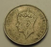 1951 - Maurice - Mauritius - ONE RUPEE, GEORGE VI, KM 29.1 - Mauritius