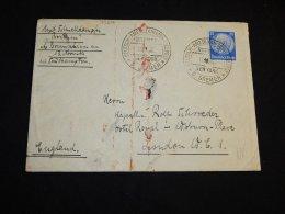 Germany 1936 Deutsch-Amerikanische Seepost Cover__(L-13276) - Germany