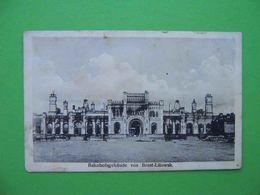 BREST LITOVSK 1910x Railway Station. Russian Postcard. Belarus - Belarus