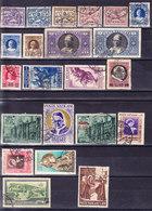 VATICAN, Petit Lot Obl, Cote Yt De L Epoque > 310 Fr Francais. (8B102) - Collections